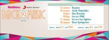 Back2Music Fest w Multikinie!