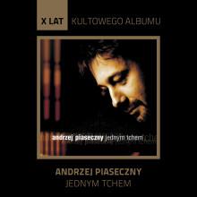 """Andrzej Piaseczny – """"Jednym Tchem"""" (Kultowe Albumy)"""
