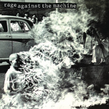 "Rage Against The Machine – ""Rage Against The Machine"" (LP)"