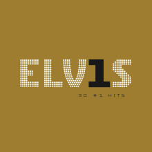 "Elvis Presley – ""Elvis 30 #1 Hits"" (LP)"