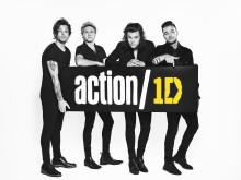 """One Direction wspierają światową akcję na rzecz poprawy rozwoju ludzkości i planety! Poznaj szczegóły """"action/1D"""""""