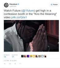 """FUTURE – nowy klip """"Kno The Meaning"""" juz w sieci , nowa płyta w piątek już w sklepach!"""