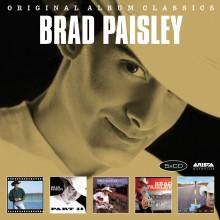 "Brad Paisley – ""Original Album Classics"""
