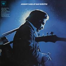 "Johnny Cash – ""At San Quentin"" (LP)"