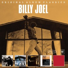"Billy Joel – ""Original Album Classics (Revised Art)"""