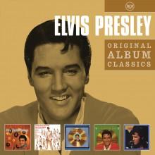 """Elvis Presley – """"Original Album Classics (Revised Art)"""""""