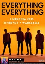 EVERYTHING EVERYTHING na pierwszym klubowym koncercie w Polsce!