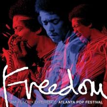 "Jimi Hendrix – ""Atlanta Pop Festival (Live)"" (LP)"