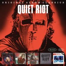 """Quiet Riot – """"Original Album Classics"""""""