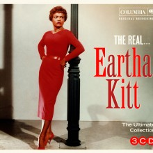 "Eartha Kitt – ""The Real…Eartha Kitt"""