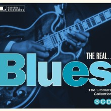 "Various – ""The Real… Blues Collection"""