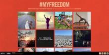 PHARRELL WILLIAMS – i Ty możesz wystąpić w jego klipie! Start kampanii #MYFREEDOM !