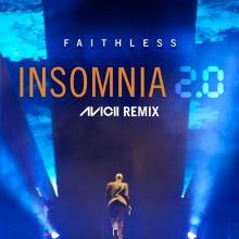 """Kultowy hit Faithless w nowej wersji! Posłuchaj """"Insomnia 2.0"""" w remixie Avicii!"""