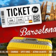 "Various – ""Ticket to Barcelona"""