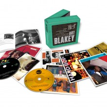 "Art Blakey & The Jazz Messengers  – ""The Complete Columbia & RCA Albums"""