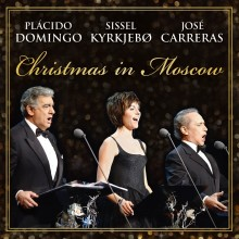 """Jose Carreras – """"Christmas in Moscow"""""""