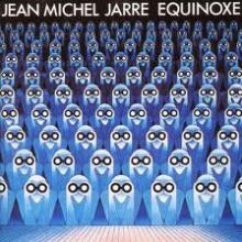 "Jean-Michel Jarre – ""Equinoxe"" (LP)"