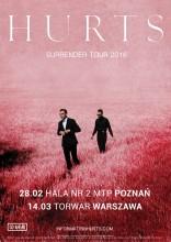 HURTS przyjeżdżają do Polski na 2 koncerty w 2016 roku!