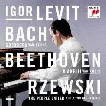 "Igor Levit – ""Bach, Beethoven, Rzewski"""