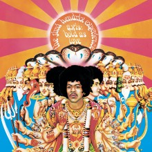 "The Jimi Hendrix Experience – ""Axis: Bold As Love"" (LP)"