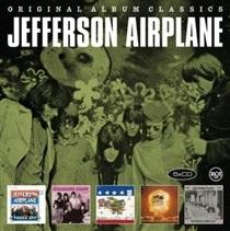 """Jefferson Airplane – """"Original Album Classics (Revised Art)"""""""