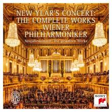 """Wiener Philharmoniker – """"New Year's Concert: The Complete Works / Neujahrskonzert: Die gesamten Werke"""""""