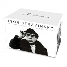 "Igor Stravinsky – ""Igor Stravinsky – The Complete Columbia Album Collection"""