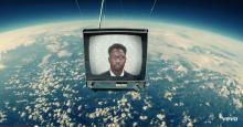 """KELVIN JONES """"Call You Home"""" – kosmiczny klip, jakiego jeszcze nie było!"""