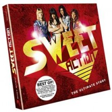 "Sweet – ""Action! The Ultimate Sweet Story(Deluxe Action-Pack)"""