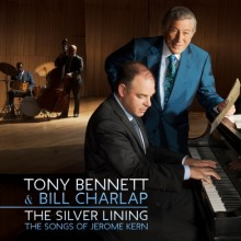 "Tony Bennett & Bill Charlap – ""The Silver Lining – The Songs of Jerome Kern"" [LP]"