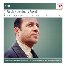 Pierre Boulez – Pierre Boulez Conducts Ravel