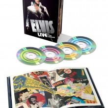 """Elvis Presley – """"Live In Las Vegas"""""""