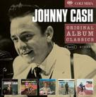 "Johnny Cash – ""Original Album Classics (Revised Art)"""