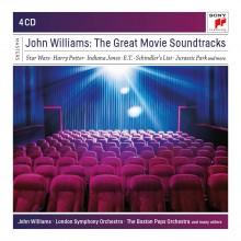 John Williams – John Williams: The Great Movie Soundtracks