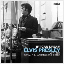 "Elvis Presley – ""If I Can Dream: Elvis Presley with the Royal Philharmonic Orchestra""(2LP)"