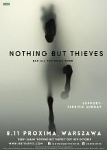TERRIFIC SUNDAY zagrają przed Nothing But Thieves! Koncert już 8 listopada w Warszawie!
