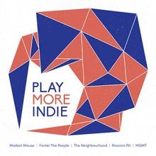 """Various – """"Play More Indie"""""""