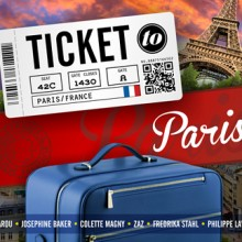 "Various – ""Ticket to Paris"""