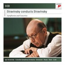 Igor Stravinsky – Stravinsky Conducts Stravinsky – Symphonies and Concertos