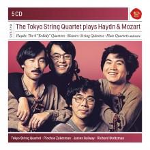 Tokyo String Quartet – The Tokyo String Quartet Plays Haydn and Mozart