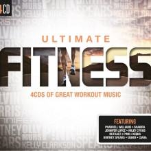 """Various – """"Ultimate… Fitness"""""""