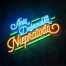 """Ania Dąbrowska – """"Nieprawda"""" 7′ LP"""