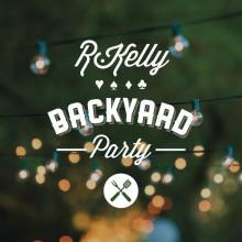 Impreza w ogródku, czerwone kubeczki i głośna muzyka. Zobacz domówkę w stylu R. Kelly!