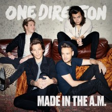 "One Direction – ""Made In The A.M."""