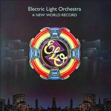 "Electric Light Orchestra – ""A New World Record "" (LP)"
