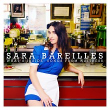 "Sara Bareilles – ""What's Inside: Songs from Waitress"""