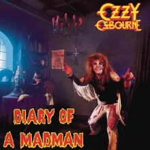 "Ozzy Osbourne – ""Diary of a Madman"" (LP)"