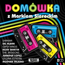 """Various – """"Domówka z Markiem Sierockim"""""""