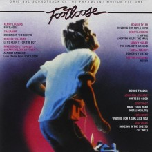 "Various – ""Footloose (Original Motion Picture Soundtrack)"" (LP)"
