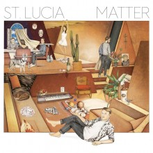 """ST. LUCIA powraca z drugą płytą """"Matter"""" – premiera 29 stycznia!"""